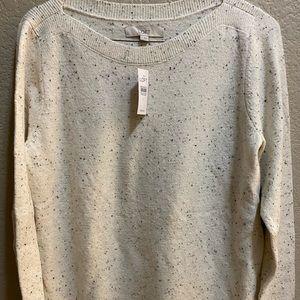 Sweaters - Loft Over-Sized Tunic Sweater